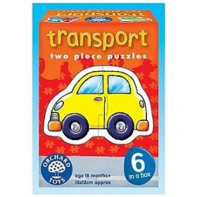 Puzzle transport - Transport - Orchard Toys