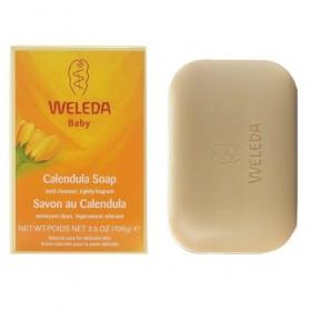 Săpun vegetal cu extract de gălbenele - Weleda Baby