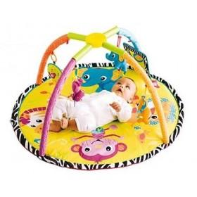 Saltea pentru bebelusi - Twist & Fold Activity Gym Mat