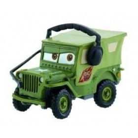Sarge cu casti - Cars 2