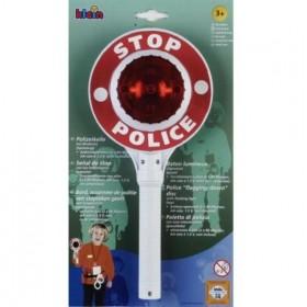 """Semnalizator """"STOP"""" Politie - Klein"""