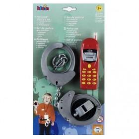 Set 3 accesorii politie - Klein