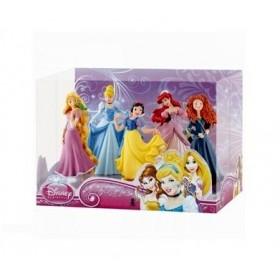 Set 5 Printese Disney - Bullyland