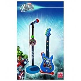 Set chitara si microfon Avengers - Reig Musicales