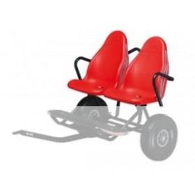 Set de 2 scaune (pentru remorca) - kart-uri