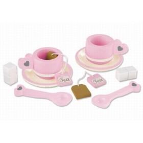 Set de ceai roz - KidKraft