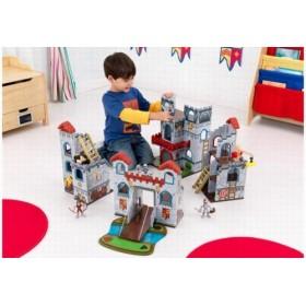 Set de joaca Castel cu figurine - KidKraft