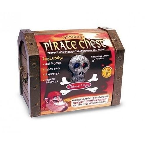 Set de joaca Cufarul piratilor