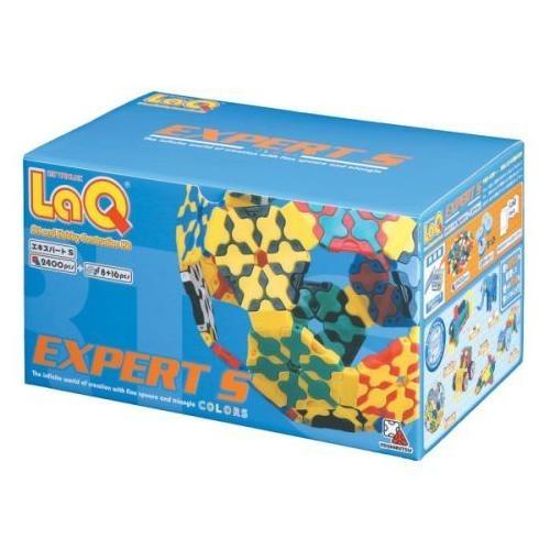 Set expert multicolor LaQ