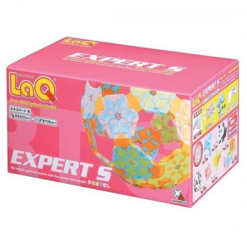 Set expert pastel LaQ