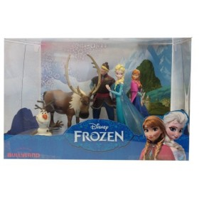 Set Frozen Deluxe - Bullyland