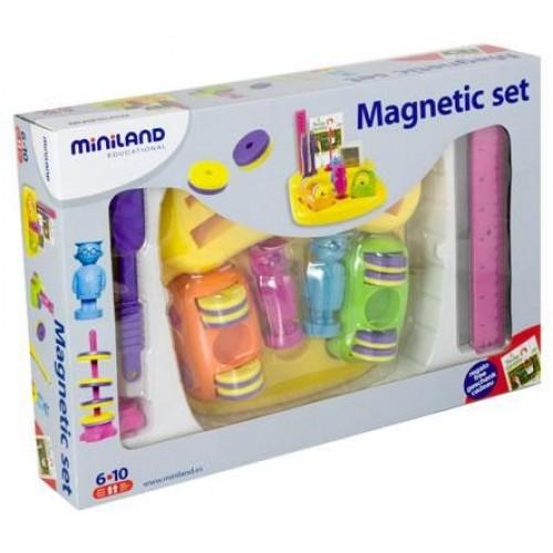 Experimente cu magneti