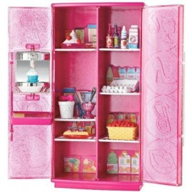 Set mobilier Barbie