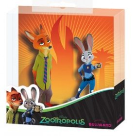Set Nick Wilde - Juddy Hoops - Zootropolis - Bullyland