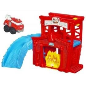 Set Pompier - Tonka Chuck Set Fold NGo