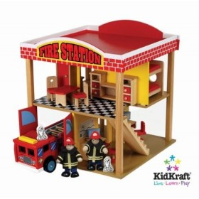 Set statie pompieri - KidKraft