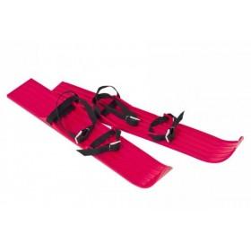 Ski copii Hamax Mini Ski Rosu/Negru