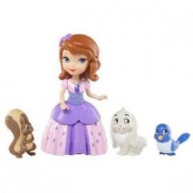Sofia si prietenii ei animalele - Disney