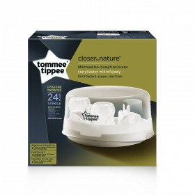 Sterilizator microunde Tommee Tippee Closer to Nature