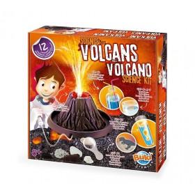 Stiinta vulcanilor - 12 experimente - Buki