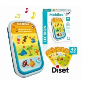 Tableta interactiva copii Mobiloo - Diset