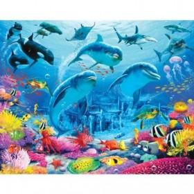 Tapet Walltastic - Aventura de sub mari