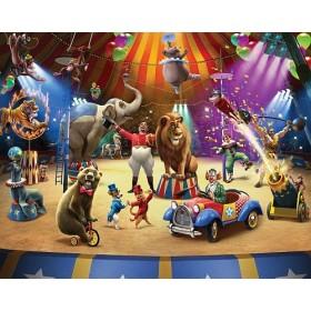 Tapet Walltastic - Circus