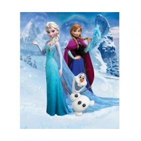 Tapet Walltastic - Disney Frozen