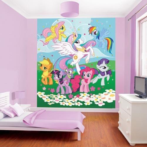 Tapet Walltastic - My Little Pony Friendship is Magic