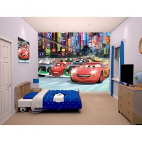 Tapet Walltastic - Cars