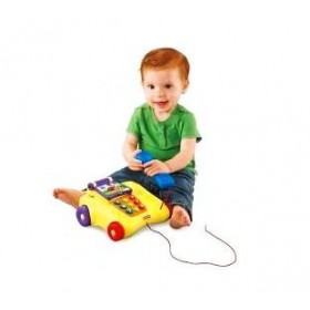 Telefonul care numara L&L - Fisher Price