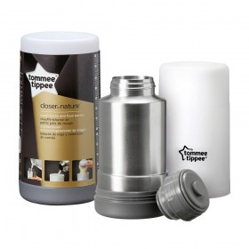 Termos inox (si incalzitor) Tommee Tippee Closer to Nature