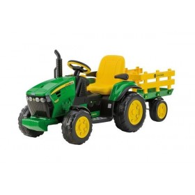 Tractor John Deere Ground Force 12 V - Peg Perego