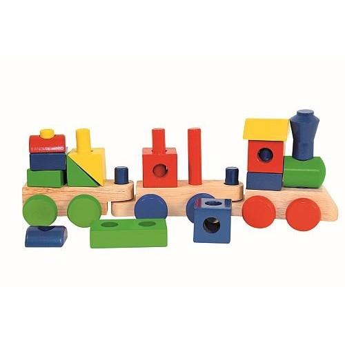 Trenuleț cu forme Woody