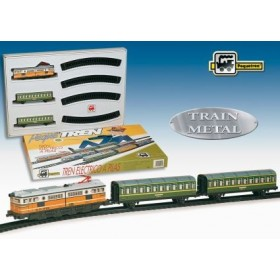 Trenulet electric calatori - clasic