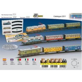 Trenulet electric marfa - colorat