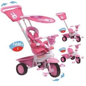 Tricicleta 3 in 1 Elite roz - Fisher-Price