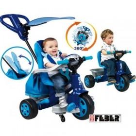 Tricicleta Baby Twist Boy