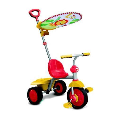 Tricicleta Glee Plus - Rosu