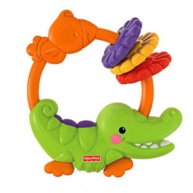 Zornaitoare crocodil Fisher Price