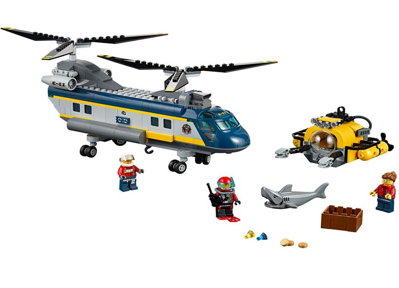 Elicopter pentru expeditii marine (60093)
