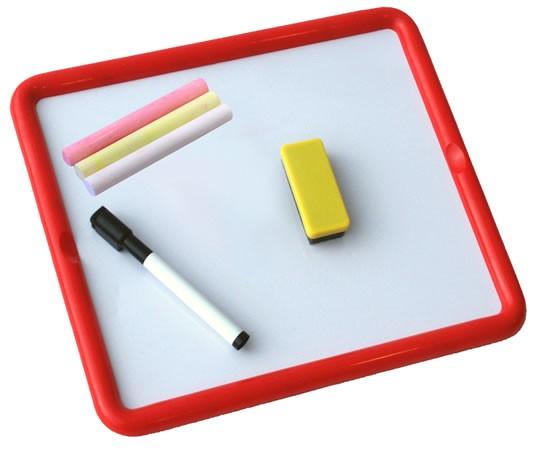 Tablita magnetica fata-verso si accesorii