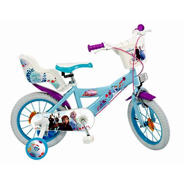 Bicicleta 14 Frozen 2 - fete - Toimsa