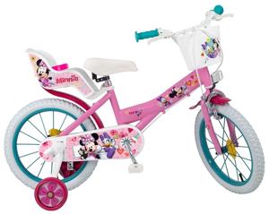 Bicicleta 16 Minnie Mouse - fete - Toimsa