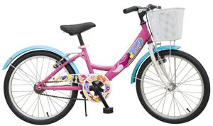 Bicicleta 20 Soy Luna - fete - Toimsa