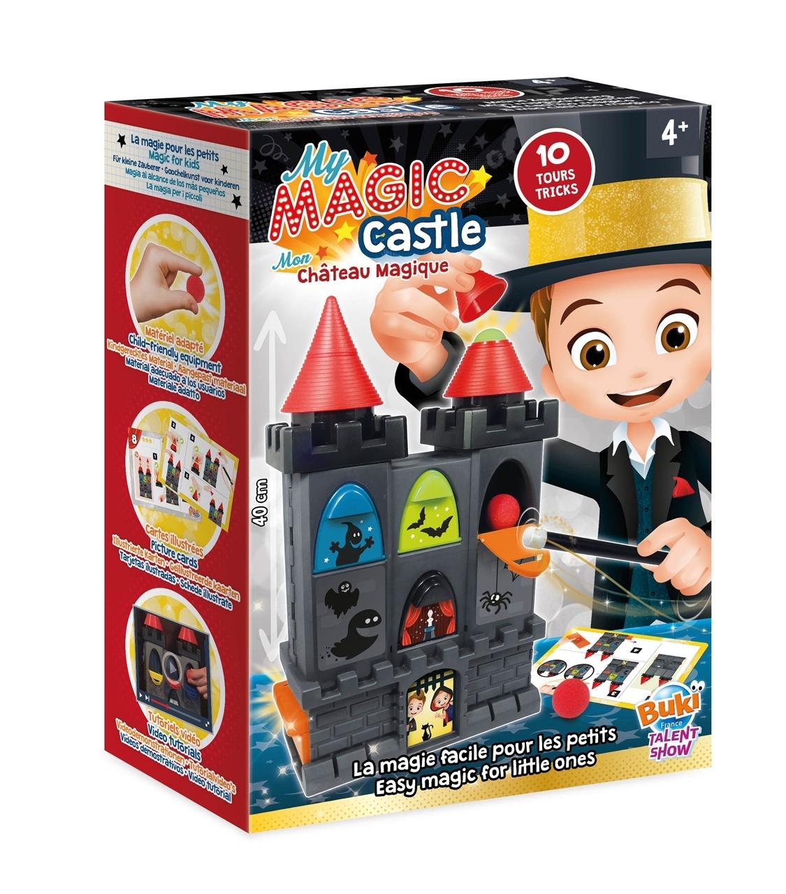 Castelul magic - Buki