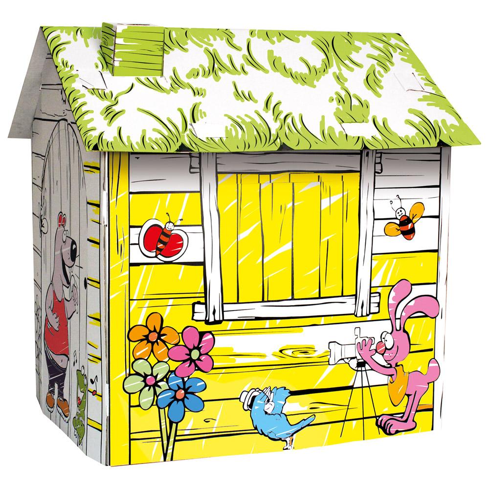 Cort de joaca - Deseneaza ferma - Bino