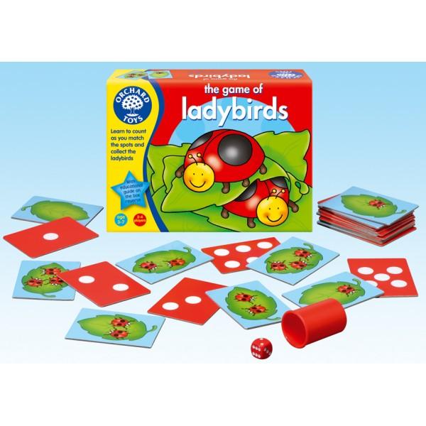 Invatam sa numaram cu gargaritele - Orchard Toys