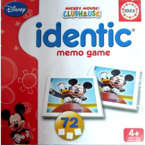 Joc Identic Mickey Mouse