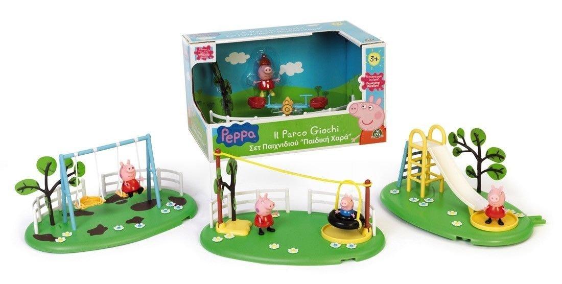 Loc de joaca Peppa Pig
